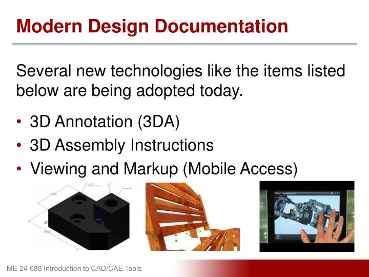 Modern Design Documentation