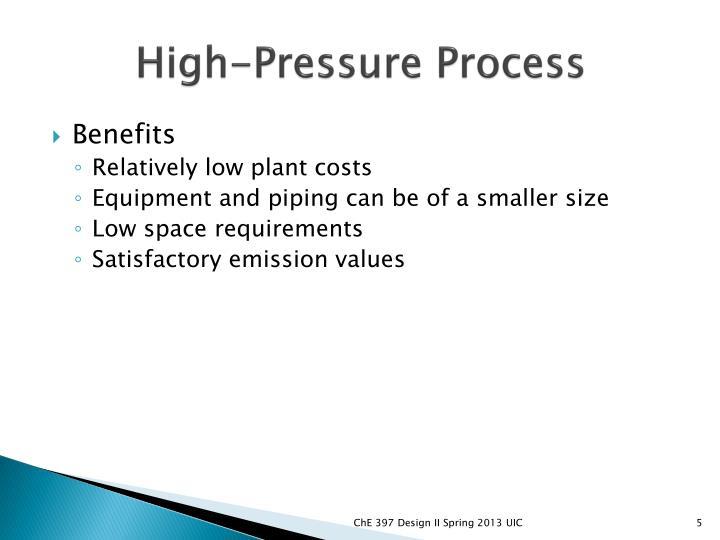 High-Pressure Process