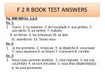 f 2 r book test answers