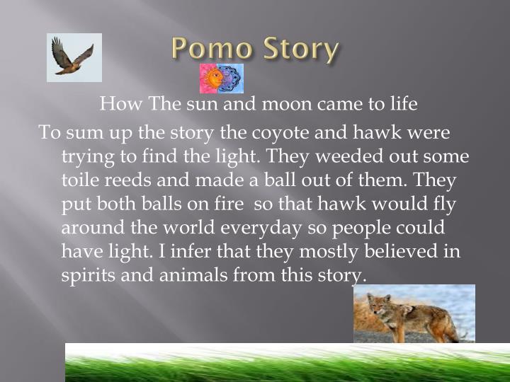 Pomo Story