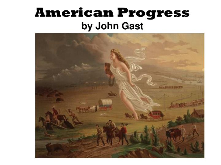 American progress by john gast
