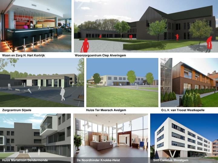 Woon en Zorg H. Hart Kortrijk                                    Woonzorgcentrum Clep Alveringem