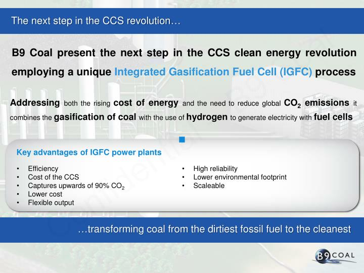 The next step in the CCS revolution
