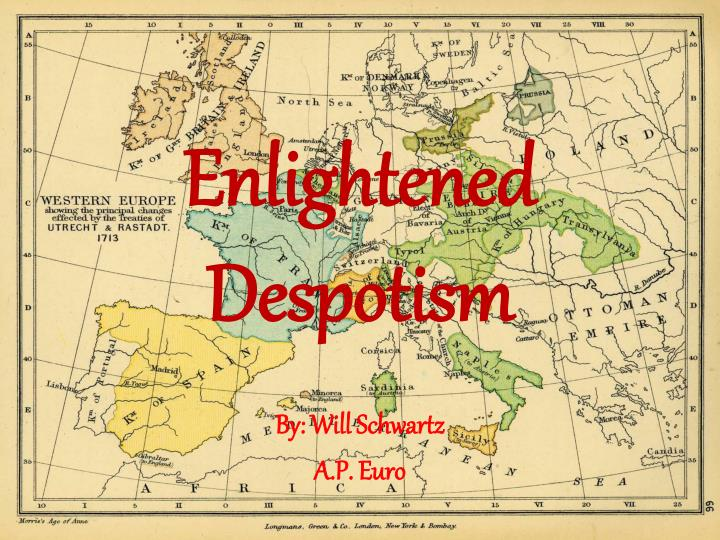 enlightened despotism Looking for enlightened despotism find out information about enlightened despotism in several european absolutist states in the second half of the 18th century, a.