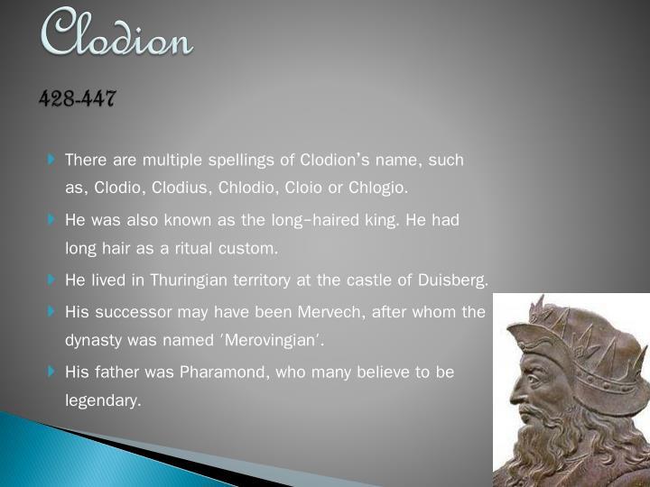 Clodion