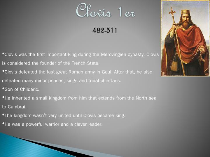 Clovis 1er