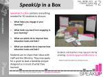 speakup in a box