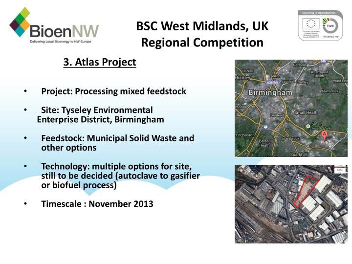 3. Atlas Project