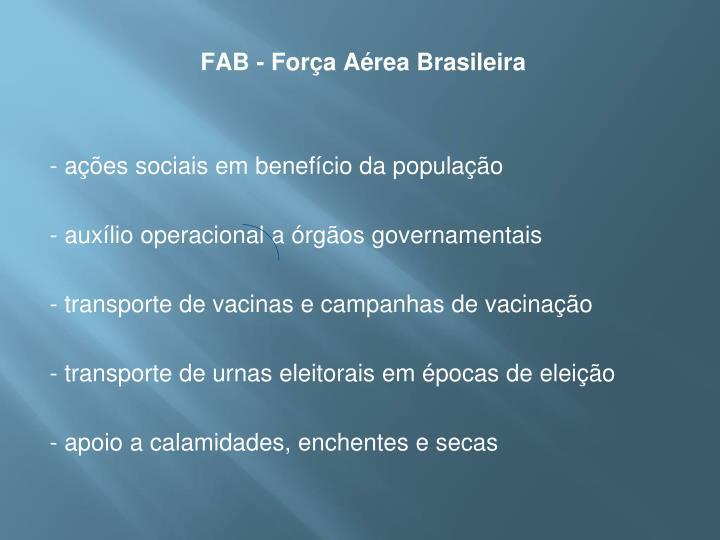 FAB -