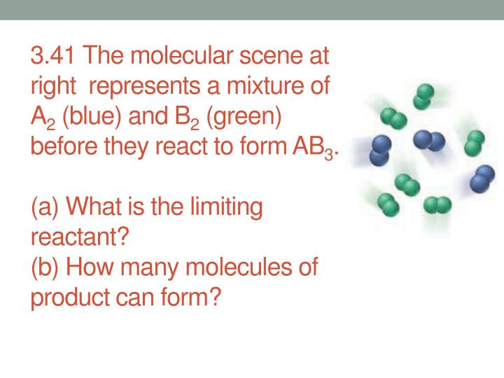 3.41 The molecular scene at right