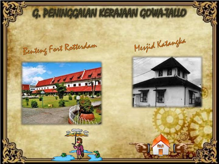 PPT - KERAJAAN GOWA TALLO PowerPoint Presentation - ID:2151114
