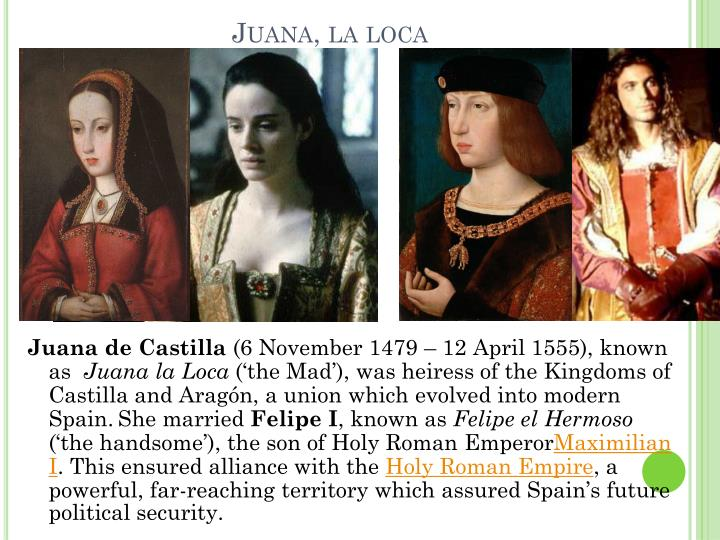 Juana, la loca