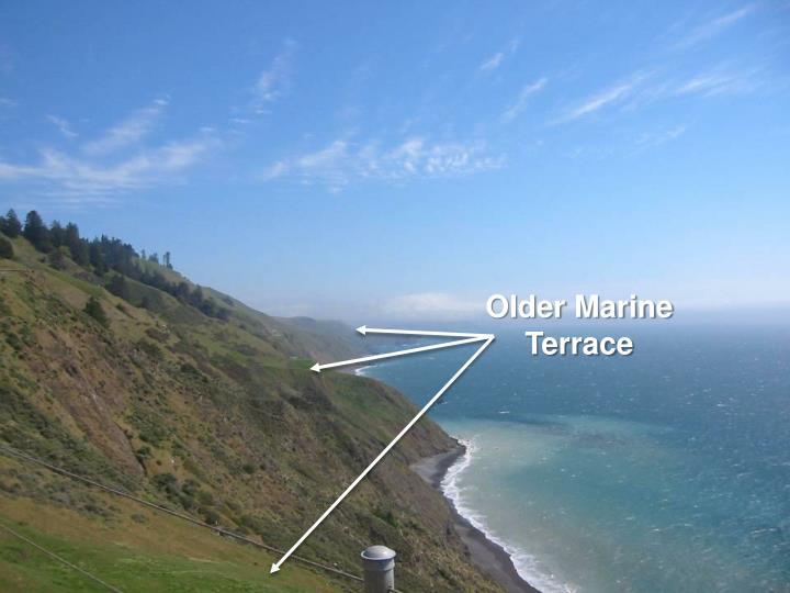 Older Marine Terrace