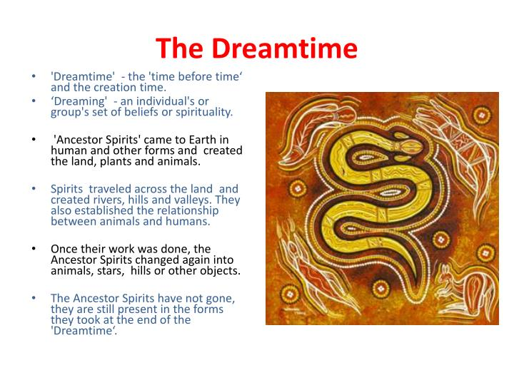 The Dreamtime