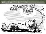 indolence vs reading