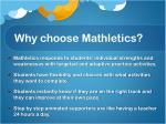 why choose mathletics1