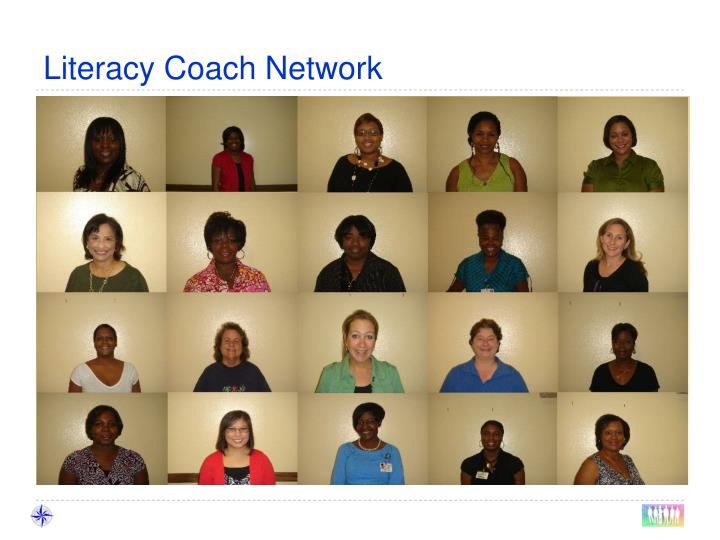 Literacy Coach Network