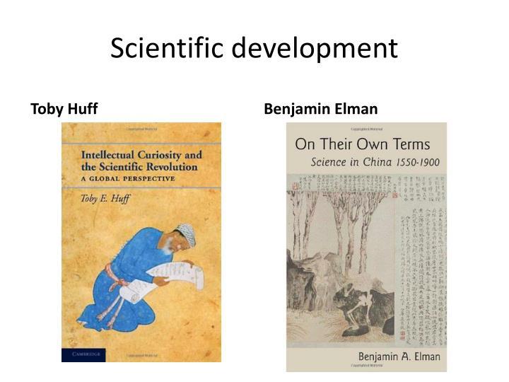 Scientific development