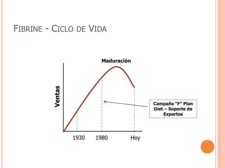 Fibrine - Ciclo de Vida