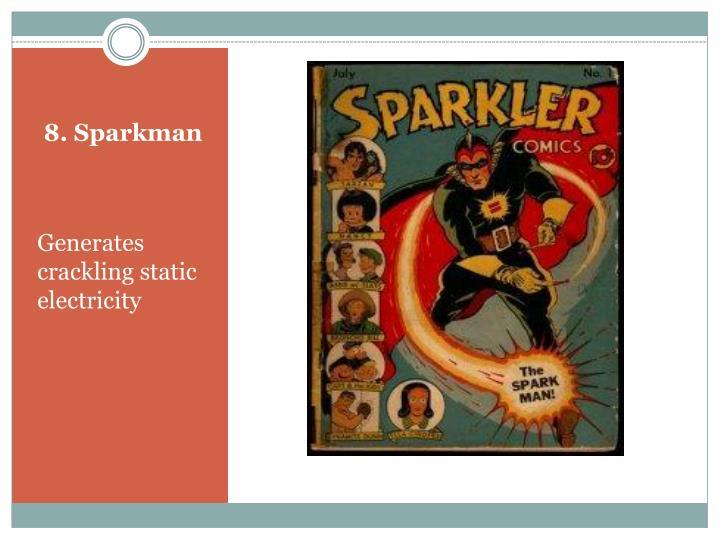 8. Sparkman