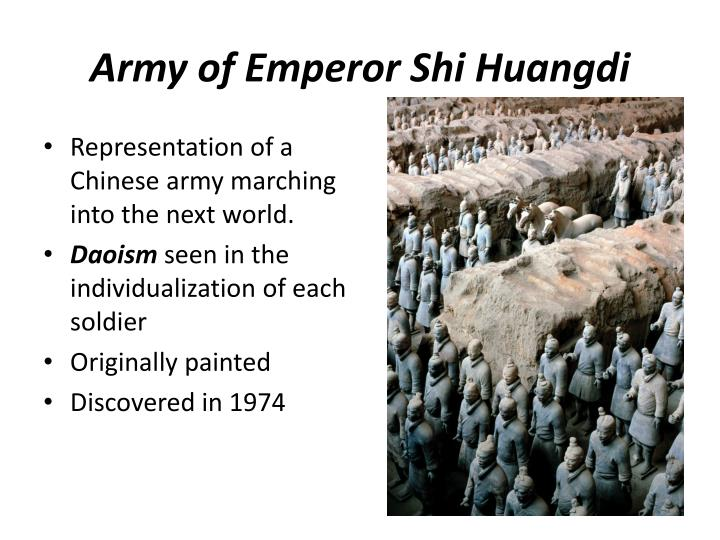 Army of Emperor Shi