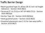 traffic barrier design2