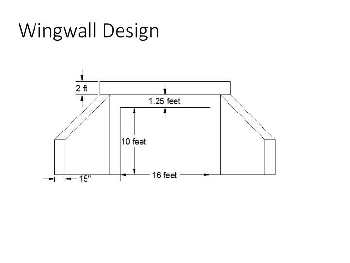 Wingwall