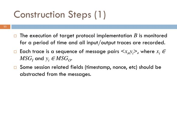 Construction Steps (1)