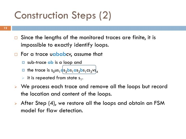 Construction Steps (2)
