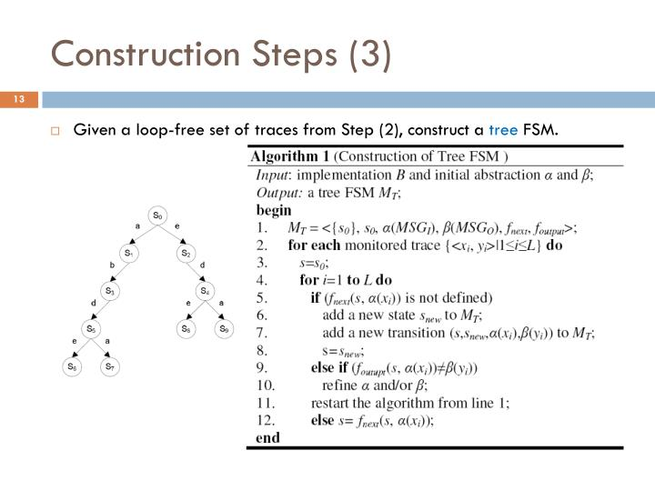Construction Steps (3)