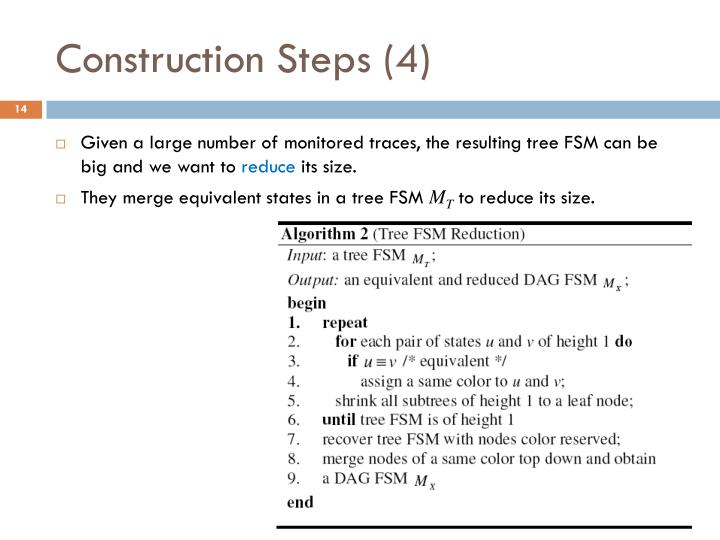 Construction Steps (4)