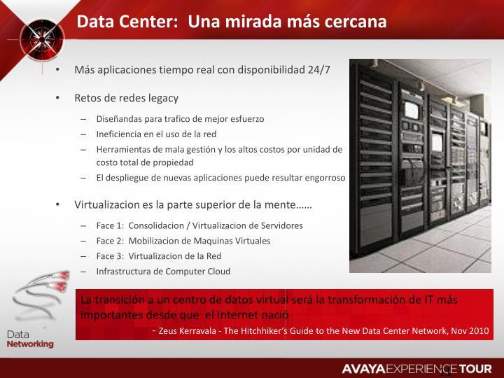 Data Center: