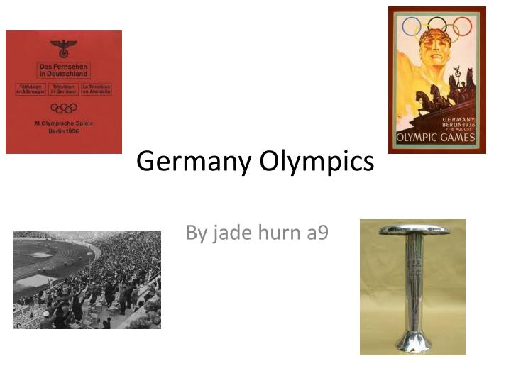 Germany Olympics