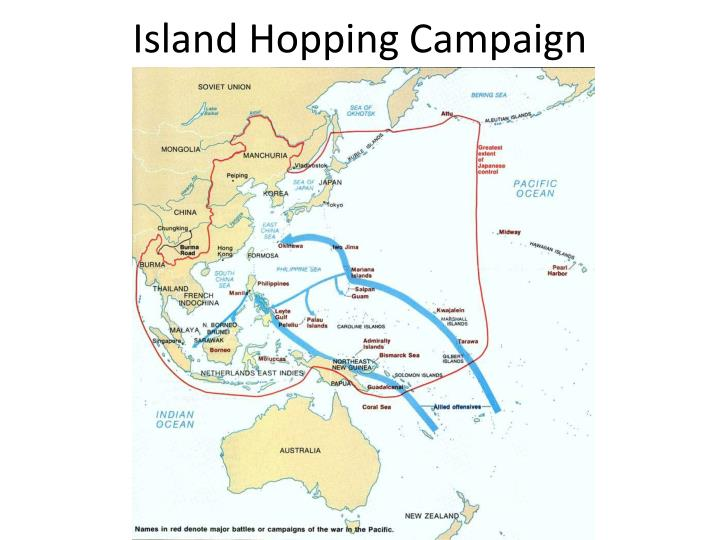 Island Hopping Campaign