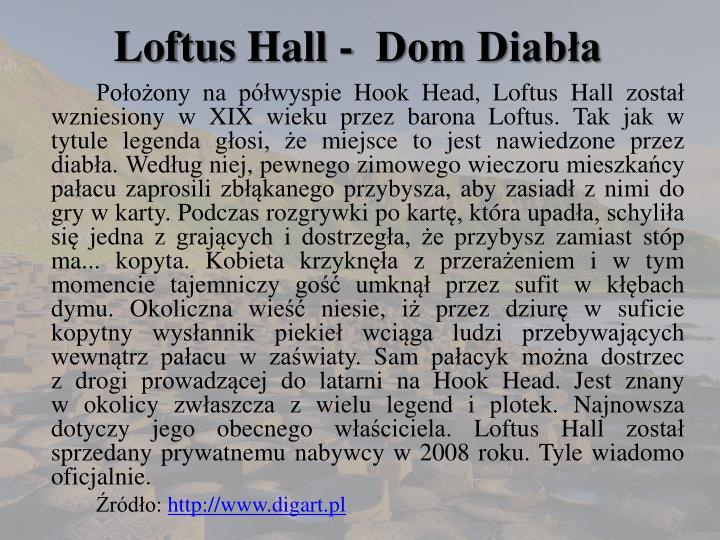 Loftus