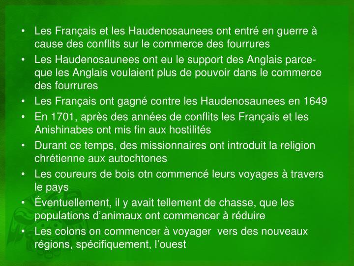 Les Français et les