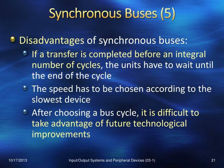Synchronous