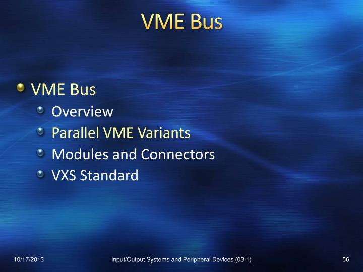 VME Bus