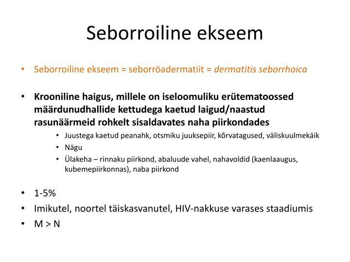 Seborroiline