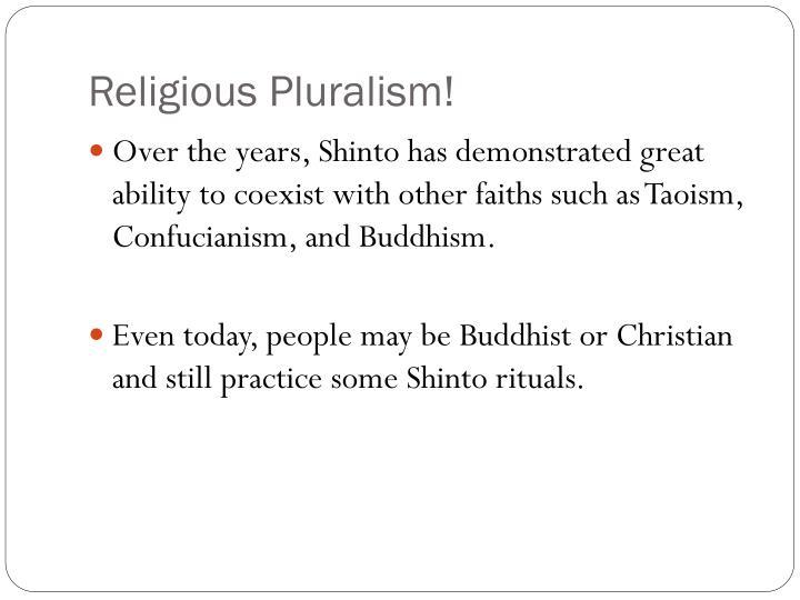Religious Pluralism!