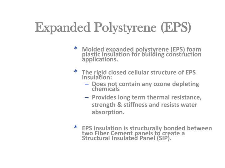 Expanded Polystyrene (EPS)