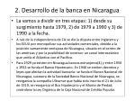 2 desarrollo de la banca en nicaragua