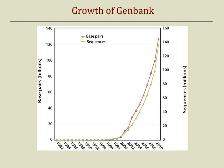 Growth of