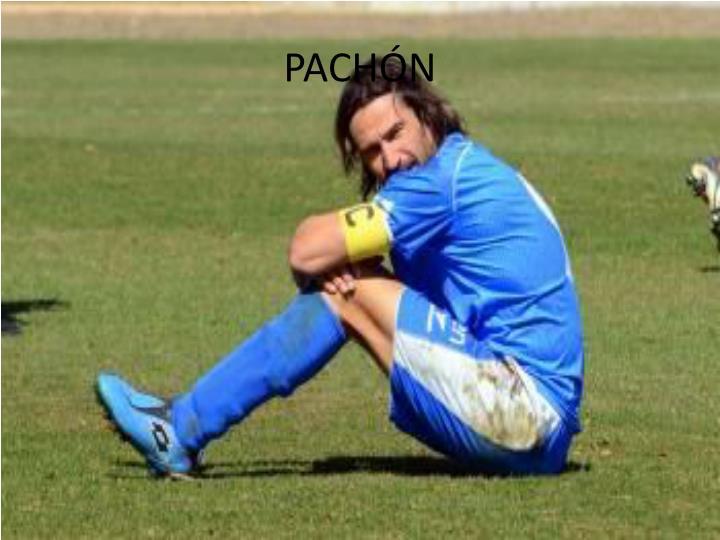 PACHÓN