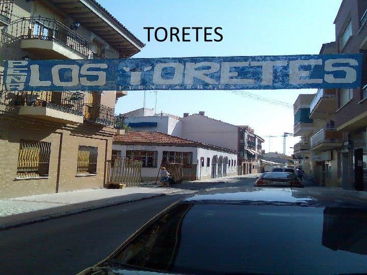 TORETES