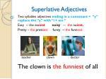 superlative adjectives2