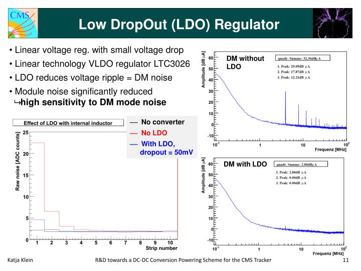 Low DropOut (LDO) Regulator