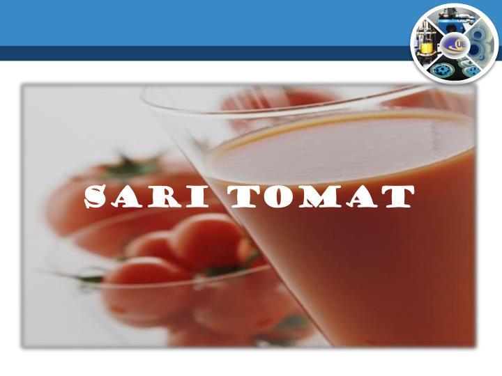 SARI TOMAT