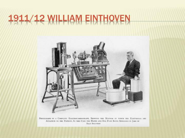 1911/12 William