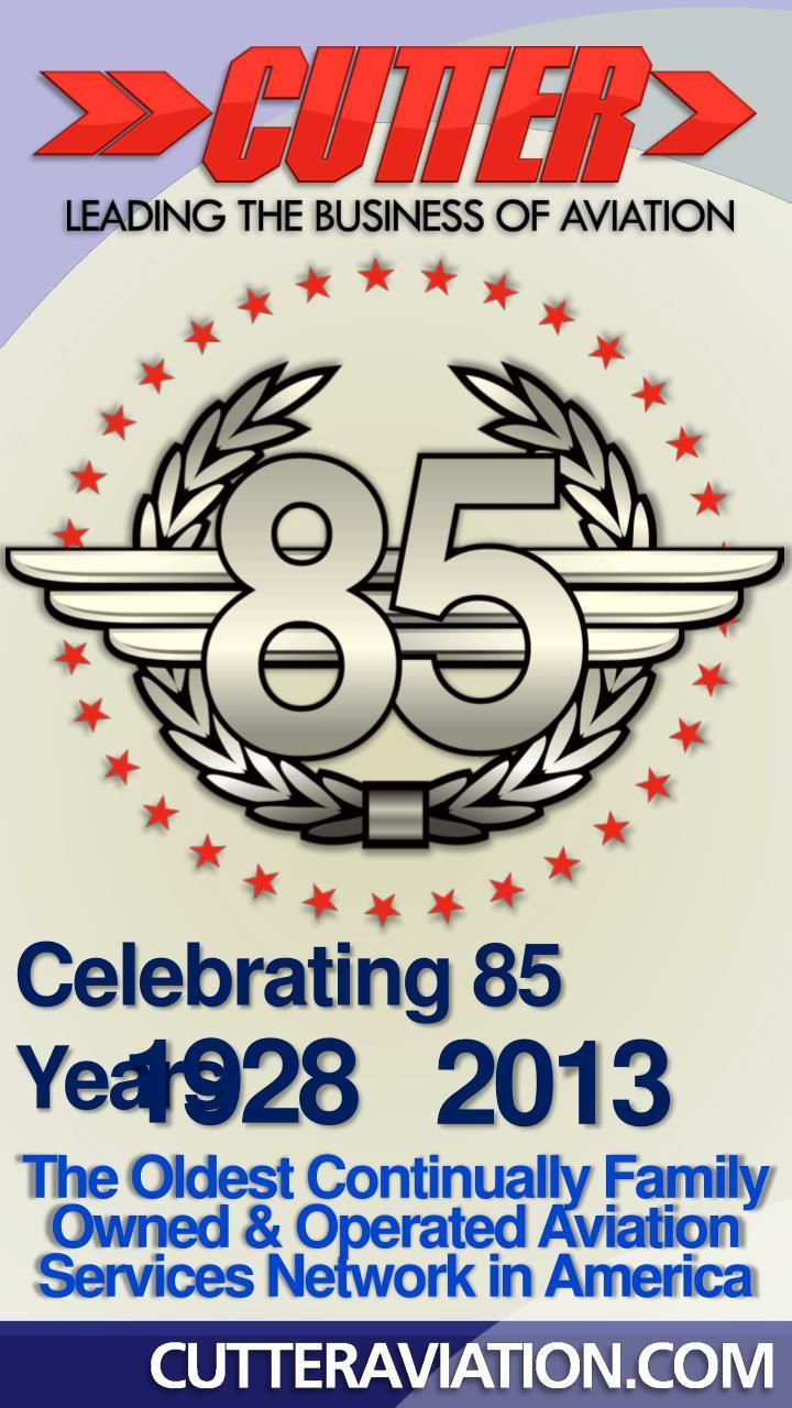 Celebrating 85 Years